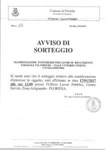 AVVISO SORTEGGIO VIA FIRENZE-page-001